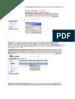 Huawey MT 880 IP 189 via Browser
