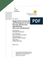 Kemiskinan Regional