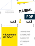Manual Mobiltelefoni Privat