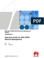 OG for SDH ASON Network Management-(V100R002C01 02)[1]