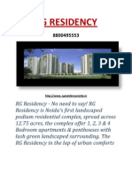 Rg Residency in noida sec 120 call @ 8800496200