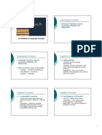 12 Principles of Language Teaching Power Point Notes Page
