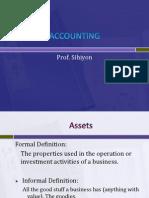 Prelim Notes Accounting