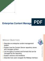 01 Enterprise Content Management