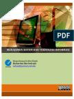 Manajemen Sistem dan Teknologi Informasi