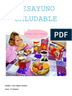 DESAYUNO SALUDABLE-LEIRE