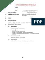 PTER30.Tecnico en Sistemas de Energias Renovables