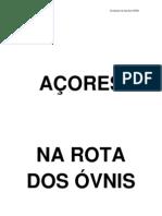 Acores Rota OVNIS