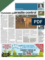FG Novartis Article on Winter Parasite Control