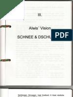 Buch 'Alwis' 3