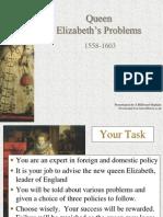 Elizabeths Problems