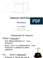 1 Vacuum 1introuduction