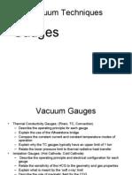 6 Vacuum Gauges