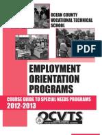 Ocvts Eo Guide 2012-13