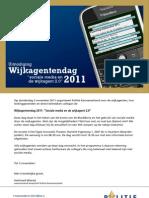 Wijkagentendag_2011_programma