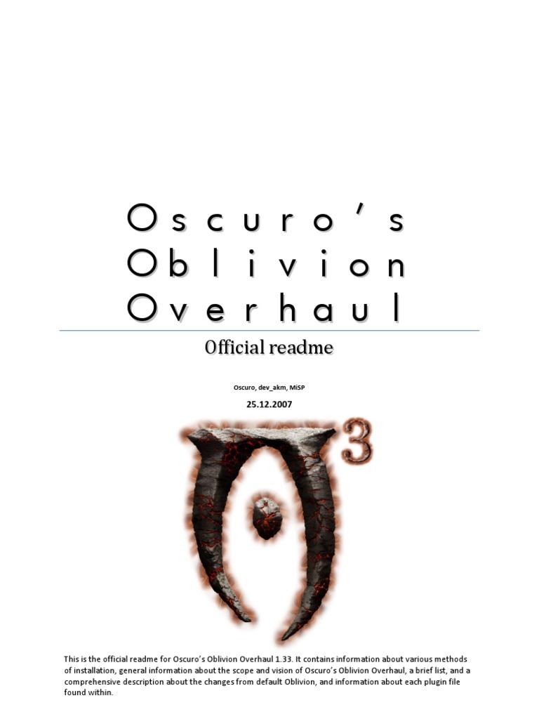 OOO 133 Readme | Computer File | Zip (File Format)