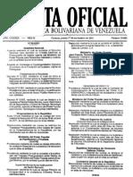 Reglamento de la Ley de Costos y Precios