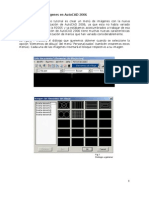 Crear Menús de imágenes en AutoCAD 2006