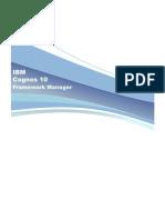 Framework Manager 10