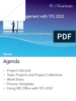 Project Management With TFS 2010