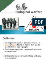 Biological Warfare