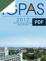 IGPAS2012 Booklet