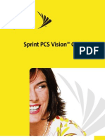 Sprint PCS Vision Guide