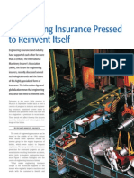 Engineering Insurance Pressed to Reinvent Itself