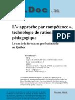 APC_technique de rationnalisation pédagogique_FPau québec