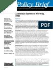 Economic Surveys Norway OCDE