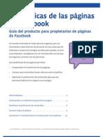 Nuevas Estadísticas de las páginas de Facebook