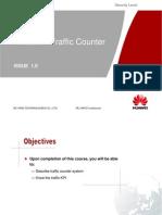 Huawei WCDMA Traffic Counter