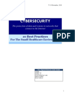 Basic Security for the Small Healthcare Practice Checklists