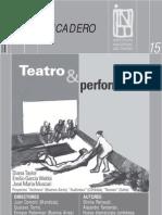 Teatro y Performance