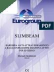 Manuale Barriere SLIMBEAM Rev 4 0