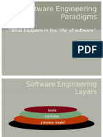 Software Engineering Paradigms