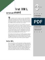 Chapter 03 XML