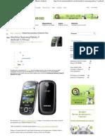Atualizar Samsung Galaxy 5 Android 2