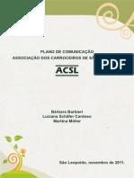 Projeto II - Associação dos Carroceiros de São Leopoldo