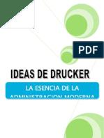 4. Ideas de Drucker