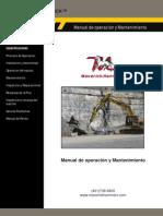 Strategi c Martillo Hidraulico Manual de Operacion y Mantenimiento de Martillos Maverick 587923