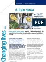 Changing Lives Kenya