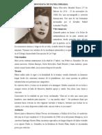 Biografia de Patria Mirabal
