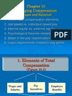 Managing Compensation