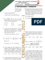 practica 5, aritmética  cepu otoño 2011