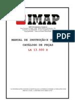 Material Cesto Aéreo LA13 500_IMAP