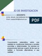 Diseño de Investigación Diapositivas PAPRO