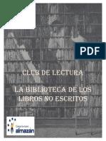 Presentación Club Lectura