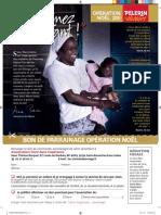 Parrainez un enfant - Noël 201 - Pèlerin solidaire