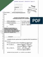 Motion to E-File